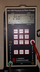 duct leakage testing contractor